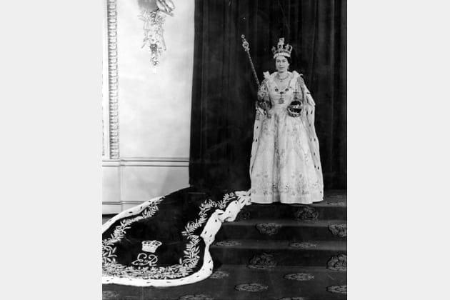 Le couronnement