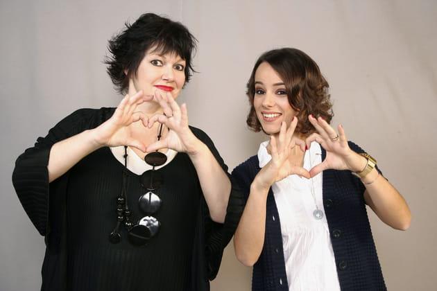 Maurane et Alizée