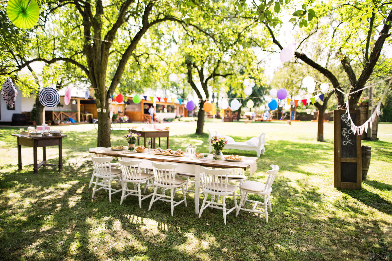 Organiser une garden party, c'est facile avec nos conseils déco