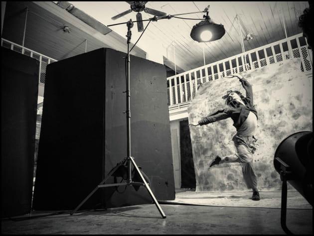 Sergei Polunin démontre ses talents de danseur