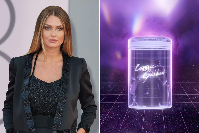Cosmic Goddess: la marque de café de Caroline Receveur bientôt disponible?