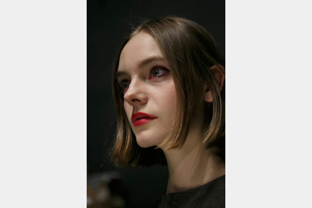Chalayan (Backstage) - Automne-Hiver 17-18