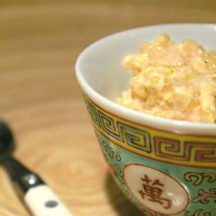 risotto de quinoa au thon