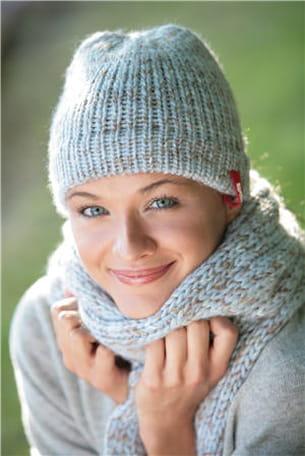 pour éviter les refroidissements, mieux vaut se couvrir la tête.