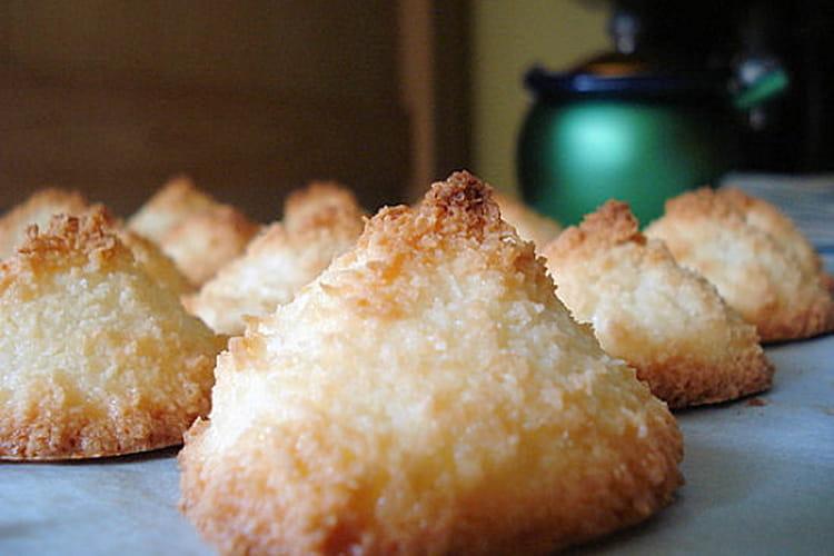 Rochers à la noix de coco ultra simples