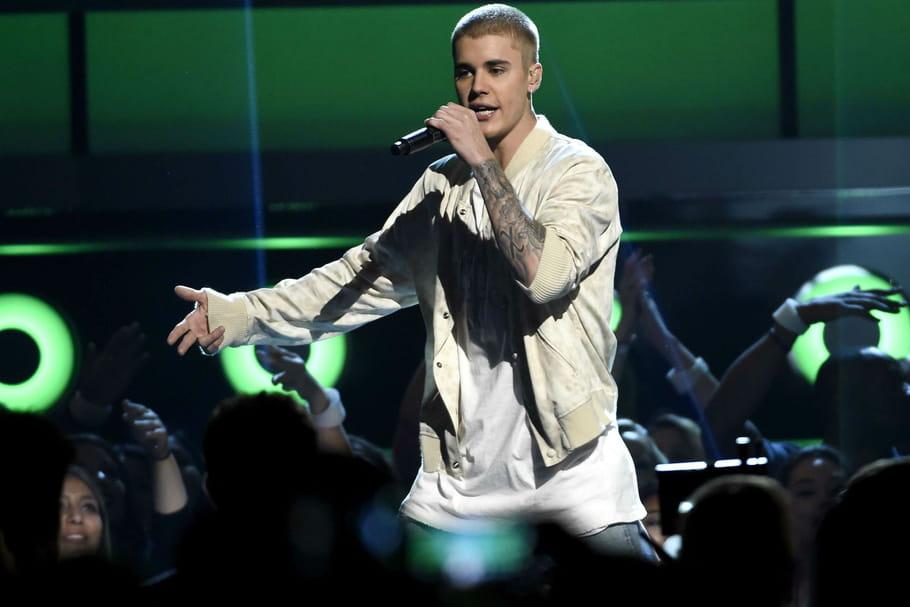 """Justin Bieber dévoile son nouveau single, """"Cold Water"""""""