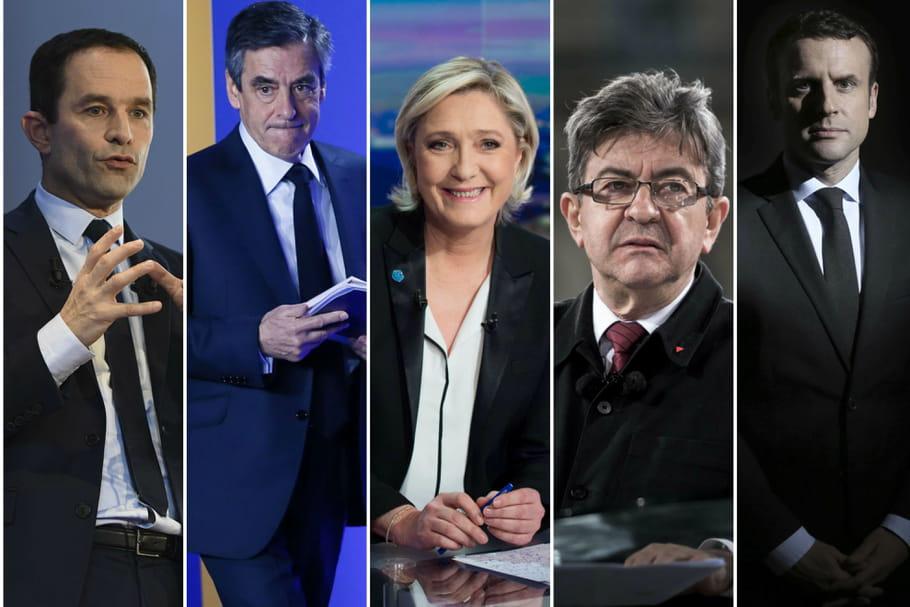 """Ce qu'il faut voir ce soir à la télé: """"Présidentielle 2017: le grand débat"""" et """"Deux sœurs pour un roi"""""""
