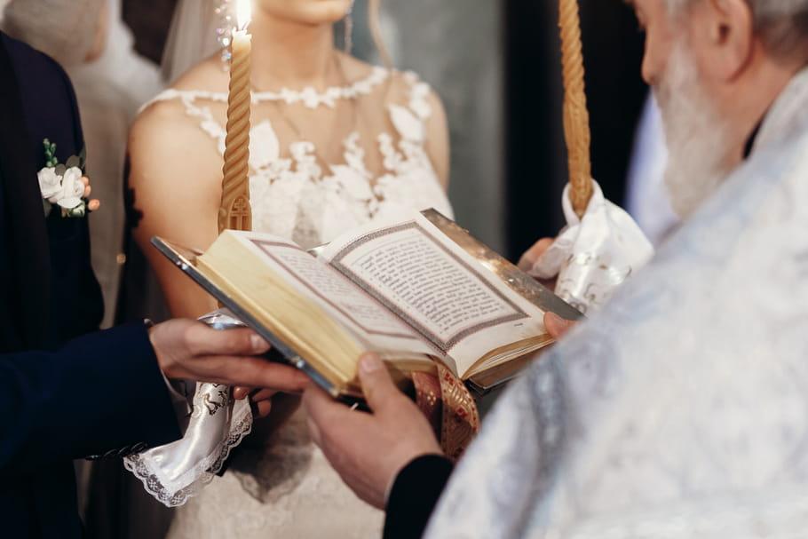 Les différents mariages par culture