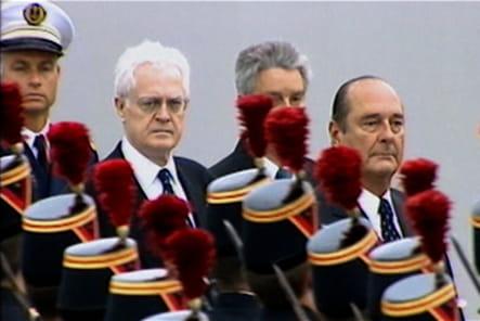 Jacques Chirac : dissolution de 1997