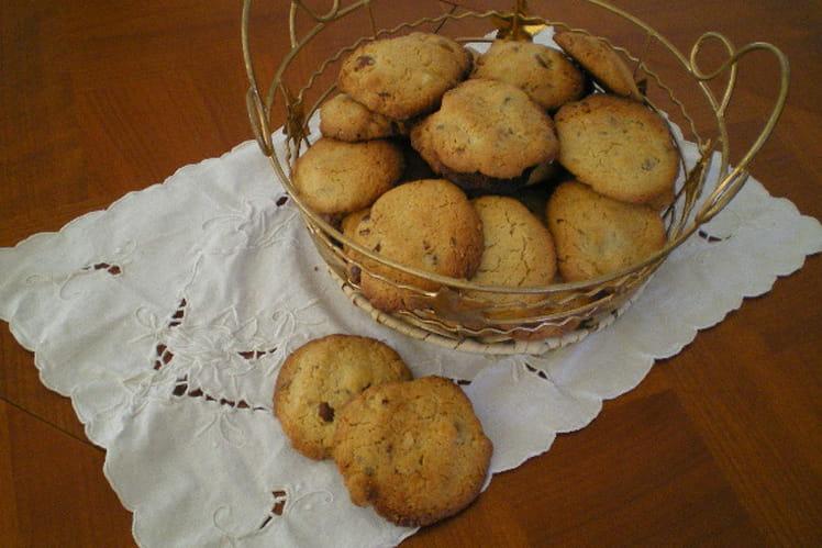 Cookies croustillants aux noisettes
