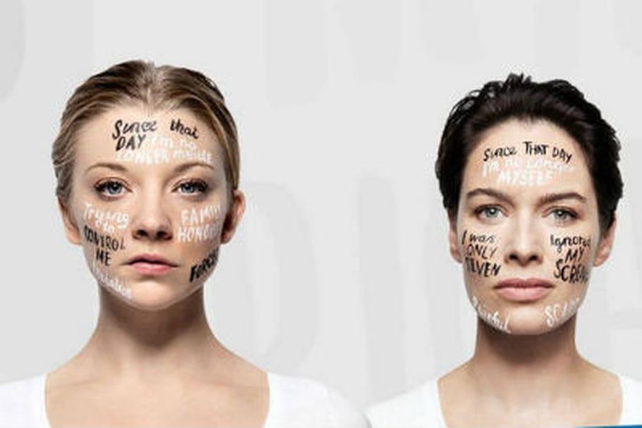 Because I'm a girl campagne violence femmes