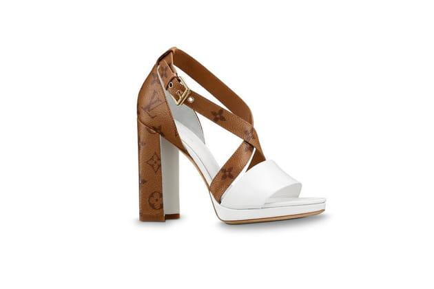 """Sandales """"Matchmake"""" de Louis Vuitton"""