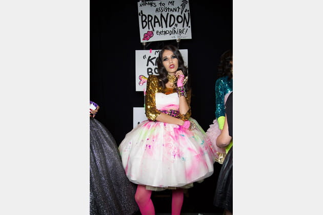 Betsey Johnson (Backstage) - photo 35