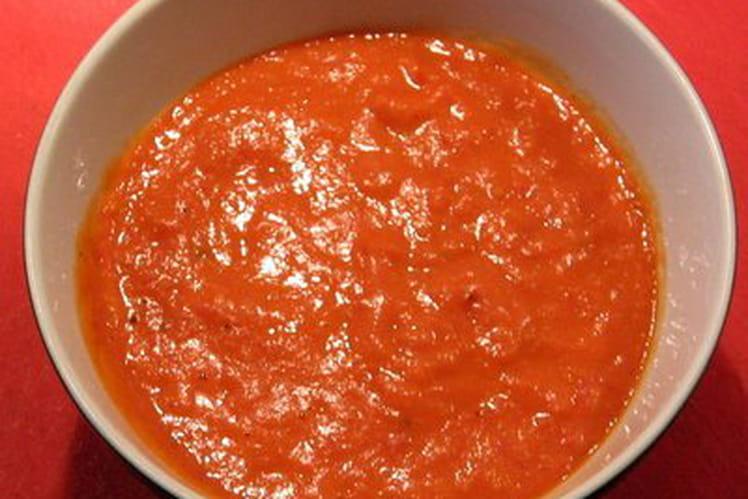 Sauce tomate maison (pour viandes, pâtes, pizzas...)
