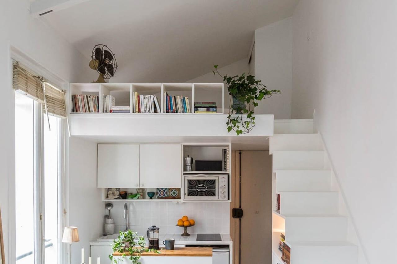 Mezzanine : l\'aménagement gain de place par excellence