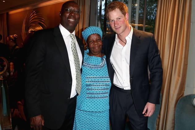 Le prince Seeiso de Lesotho