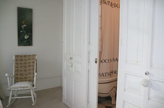 Salle de bains romantique - Salle de bain romantique ...