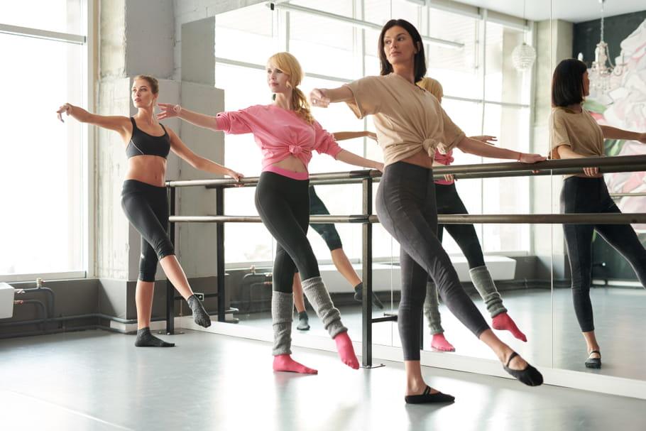 Coloriage Anti Stress Danse.5 Sports Inspires De La Danse Classique Pour Affiner Sa