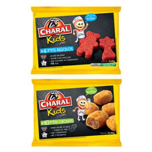 gamme kids de charal