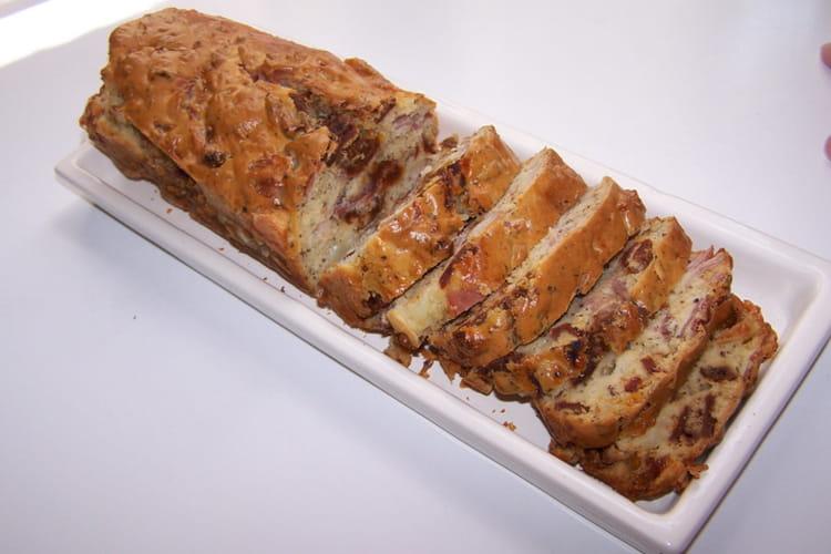 Cake à la mozzarella