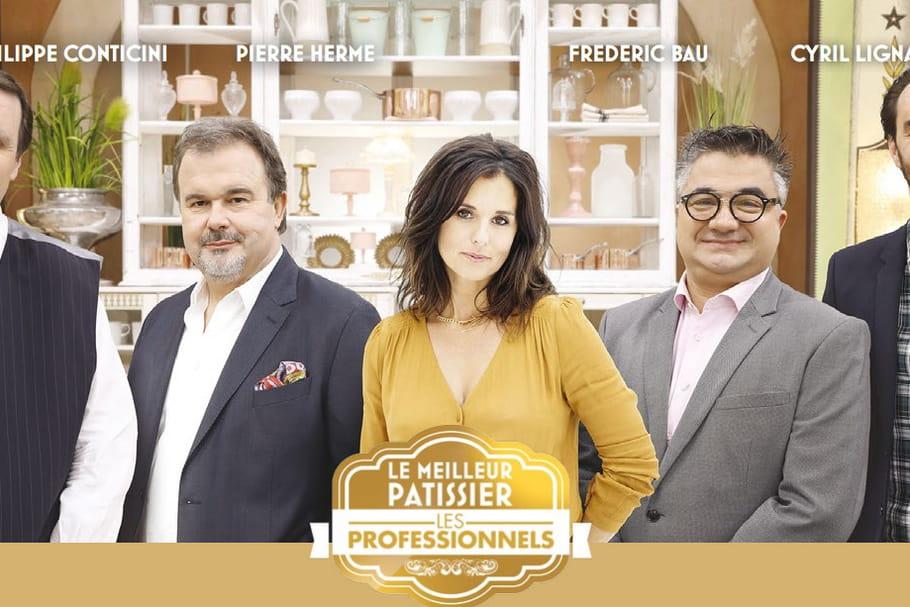 Le Meilleur pâtissier - les professionnels: prometteur