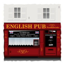 english pub anglais â© yves damin fotolia250