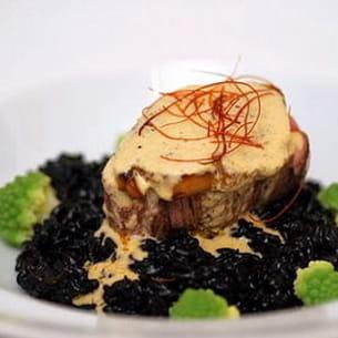 filet de bœuf angus, sauce au foie gras