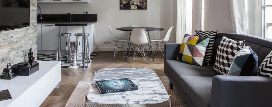 d co de salle manger le top des id es pour un bel espace repas. Black Bedroom Furniture Sets. Home Design Ideas
