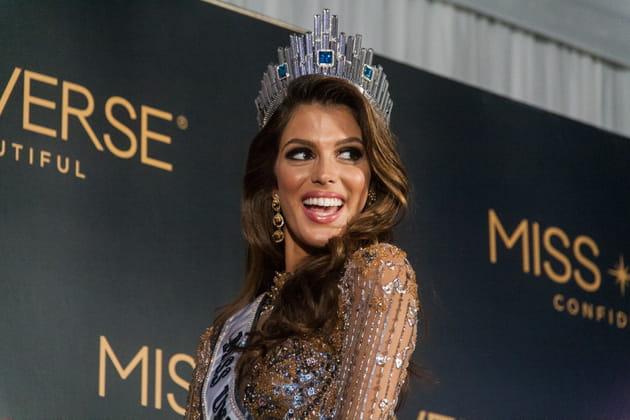 Miss France est Miss Univers: le sacre d'Iris Mittenaere[PHOTOS]