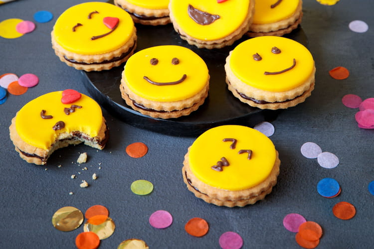 Biscuits smiley®