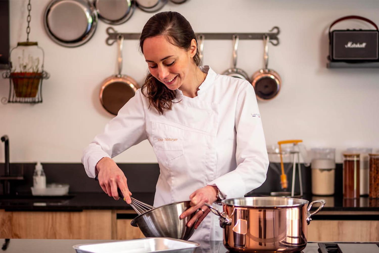 La pâtissière Nina Métayer ouvre sa boutique en ligne