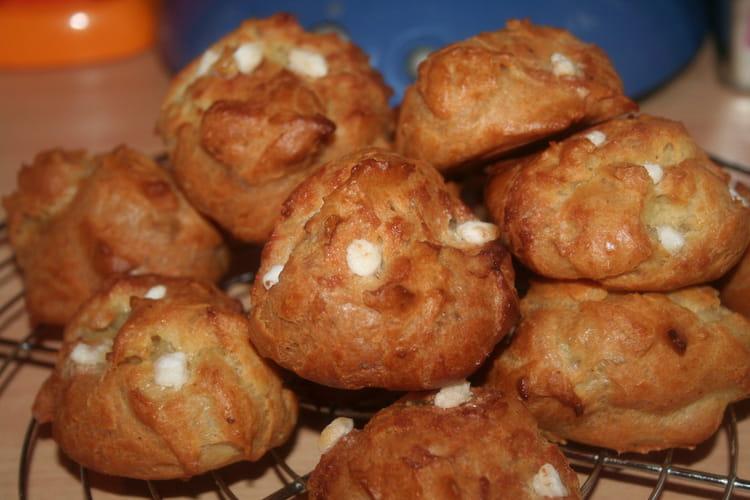 Chouquettes tonka