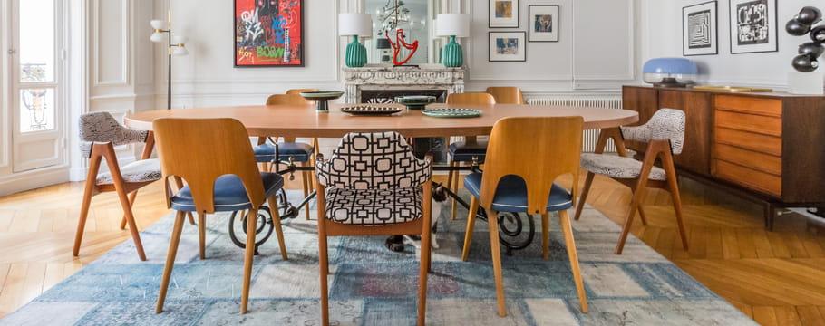 Déco De Salle à Manger Le Top Des Idées Pour Un Bel Espace Repas - Table salle a manger en palette pour idees de deco de cuisine