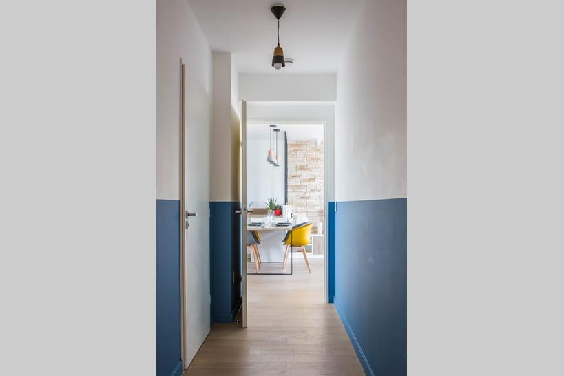 Relooker Un Couloir couloir : les bonnes idées déco pour l'aménager