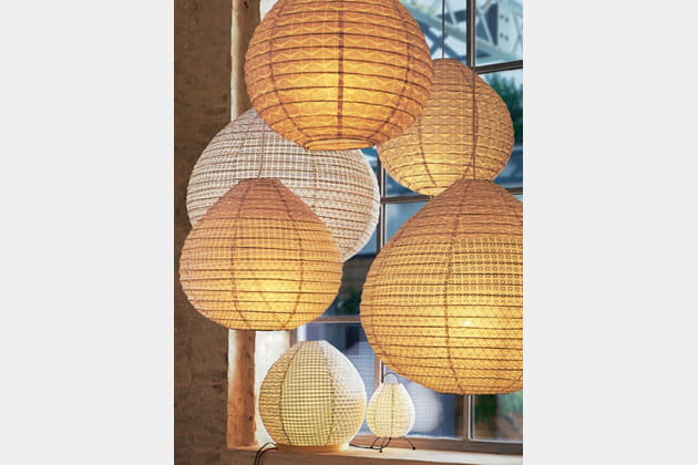 Lampions chaleureux