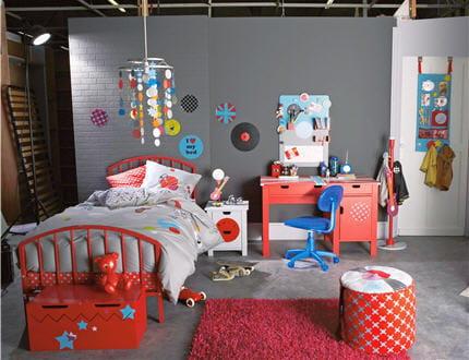 comment am nager une chambre d 39 enfant. Black Bedroom Furniture Sets. Home Design Ideas