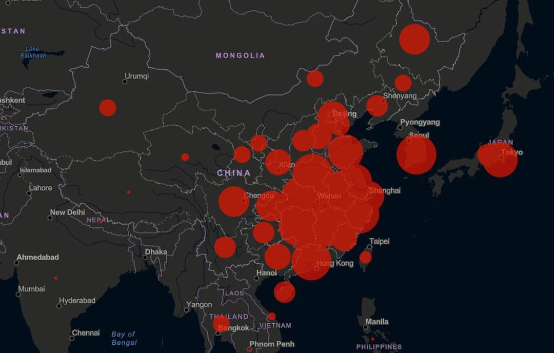 provenance du coronavirus chinois