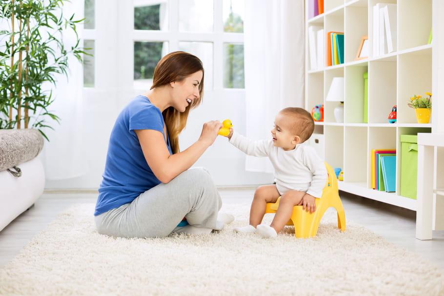 Meilleur pot pour bébé: quels modèles adaptés à son bien-être?