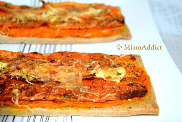 recette de tartes fines carottes pommes de terre patate douce la recette facile. Black Bedroom Furniture Sets. Home Design Ideas