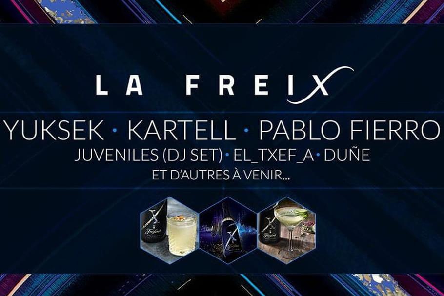 La Freix s'offre un Petit bain parisien