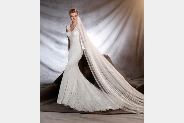 Robe de mariée Oderica, Pronovias