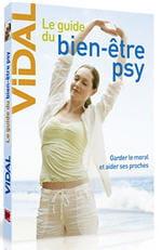 a lire : le guide du bien-être psy, editions vidal.