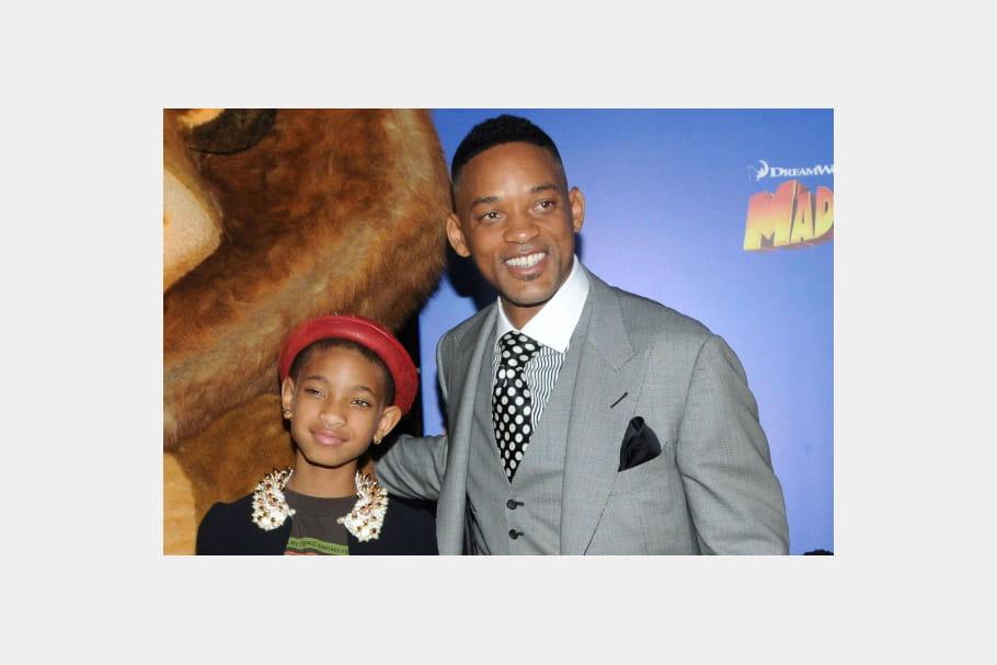 Will Smith, papa star