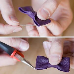 ajouter des anneaux au nœud