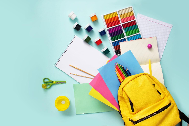 Liste des fournitures scolairesà acheter au primaire, collège et lycée