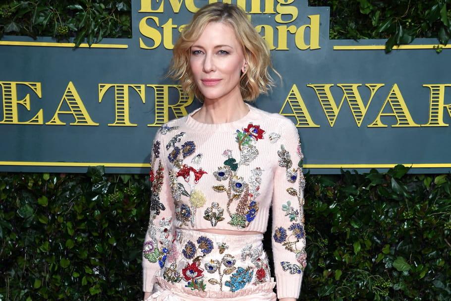 Look beauté de star: Cate Blanchett, divine