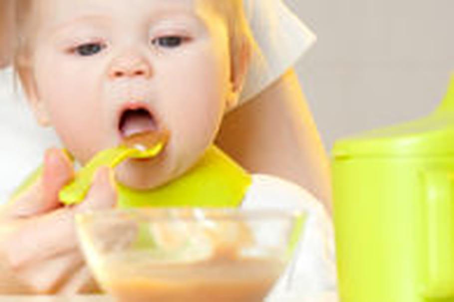 Introduire les légumes dans les repas de bébé