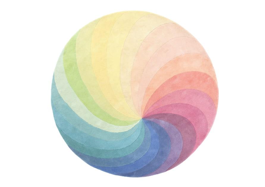 Tapis Spin de Constance Guisset X Nodus