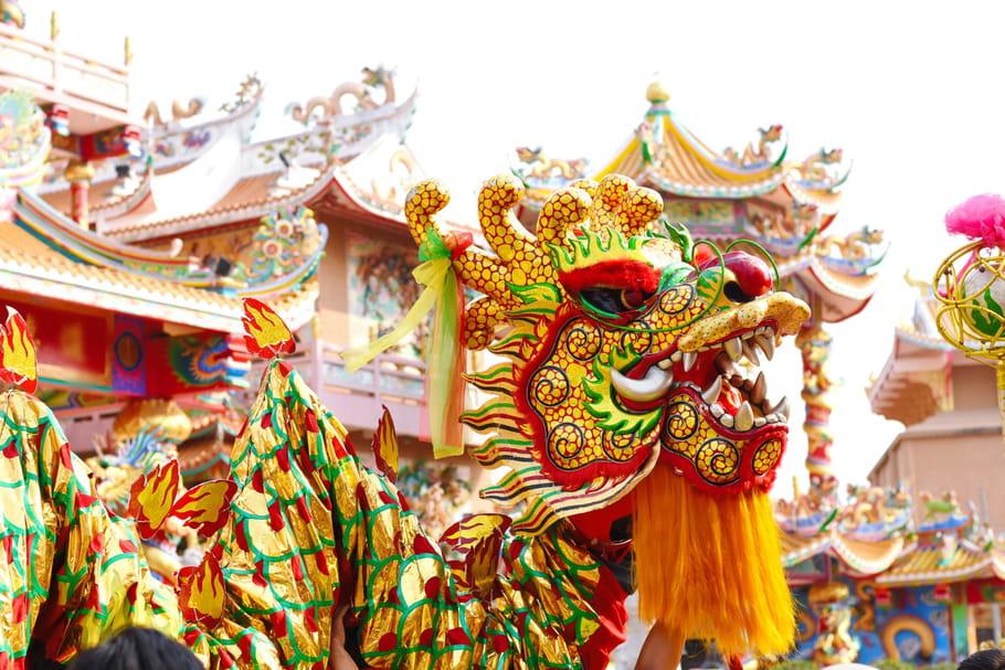 Nouvel An chinois2021: bonne année du Buffle de métal!