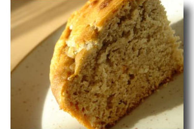 Cake aux noix pilées